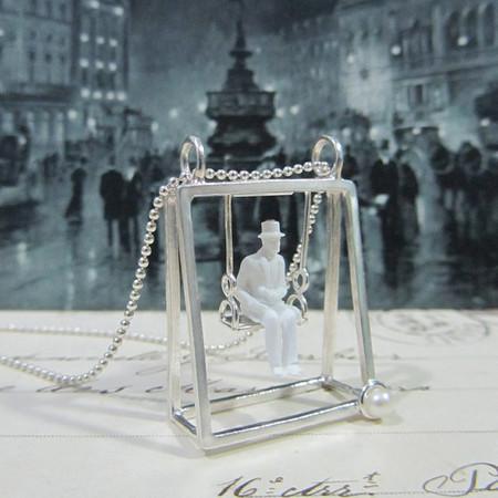 Авторские украшения из серебра от Yael & Tal — фото 12