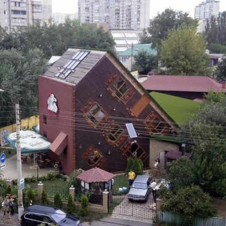 Летающий дом, Украина, Киев
