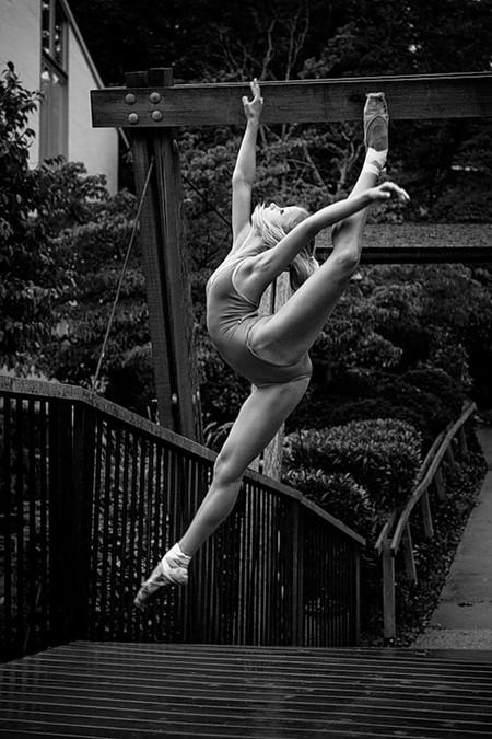 Торжество грации и пластики - фотографии балерин от Vihao Pham — фото 14
