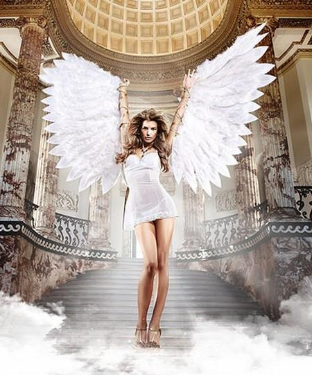 Дьявольски соблазнительный ангел :-)