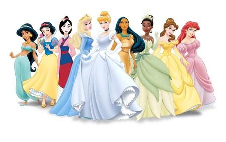Те самые принцессы-вдохновительницы