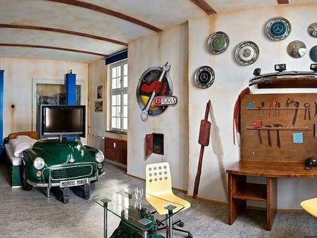 Тематический отель V8 - для влюбленных в автомобили — фото 6