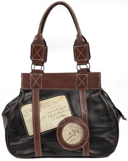 Знай наших: оригинальные сумки от дизайнера Елены Чекризовой — фото 11
