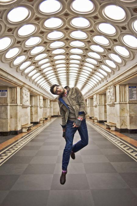 Московское метро в объективе Алены Никифоровой — фото 3