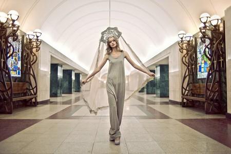 Московское метро в объективе Алены Никифоровой — фото 9