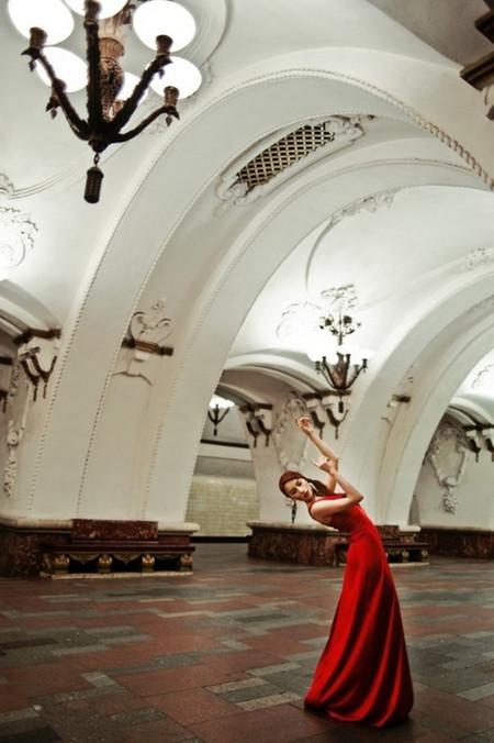 Московское метро в объективе Алены Никифоровой — фото 4