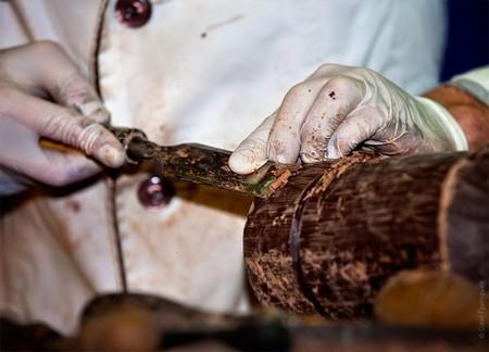 Праздник Шоколада во Львове - рай для сладкоежек — фото 15