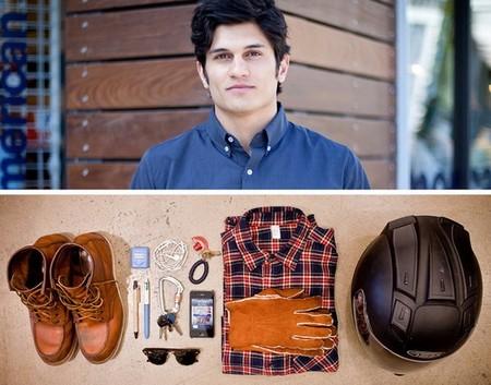 """О чем расскажет Ваша сумка? Фото-проект """"Персона"""" от Джейсона Трэвиса — фото 13"""