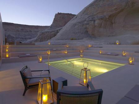 Отель Амангири, затерянный в пустыне Юта — фото 1