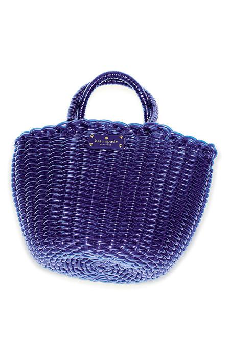 Яркие сумки-плетенки для лета 2013 — фото 3