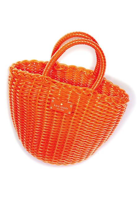Яркие сумки-плетенки для лета 2013 — фото 4