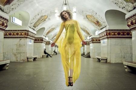 Московское метро в объективе Алены Никифоровой — фото 6