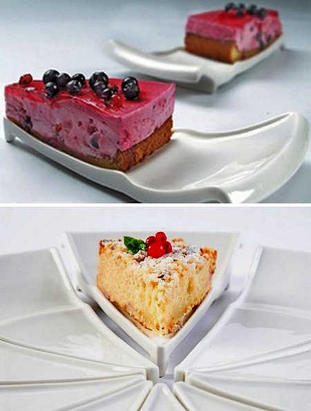 Для креативного обеда: подборка дизайнерских тарелок — фото 9