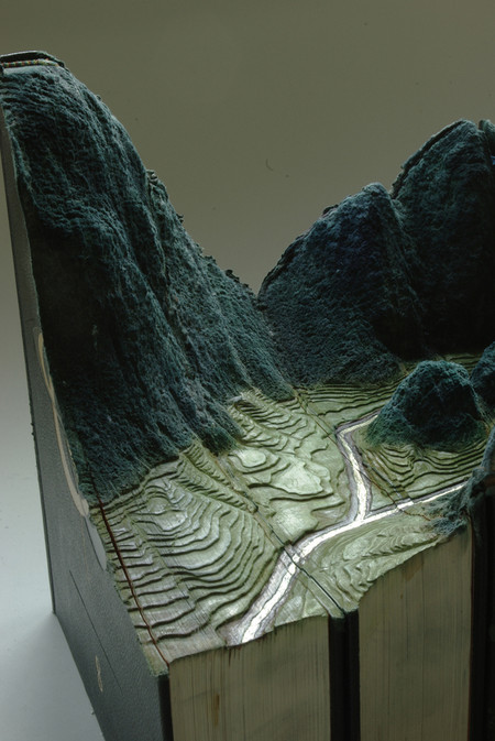 Скульптуры из книг от Гая Ларами (Guy Laramee). — фото 9