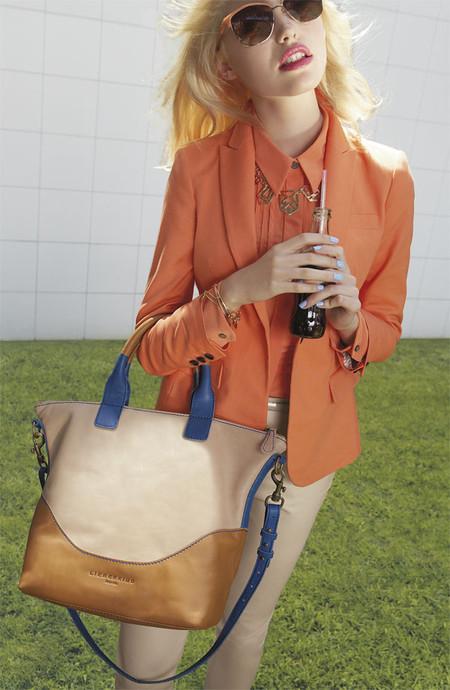 Модные сумки в стиле Color block - воплощение универсальности — фото 16
