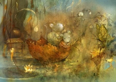 Добрые и сказочные иллюстрации Полины Яковлевой — фото 5