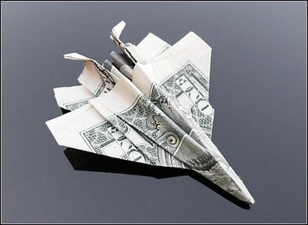 оригами пингвинов.