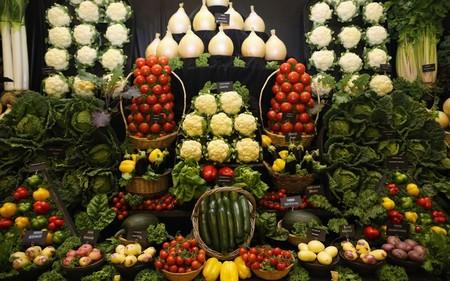 Овощи-гиганты на садовой выставке в Харрогейте — фото 8