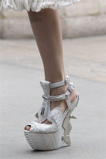 Модные Туфли Без Каблука