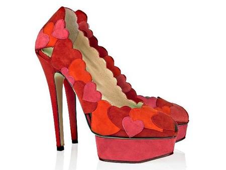 """Туфли """"Love me"""" от Charlotte Olympia ко Дню Святого Валентина — фото 6"""