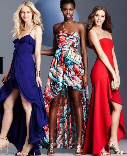Вечерняя мода 2013: яркие цвета, блеск и многое другое — фото 7