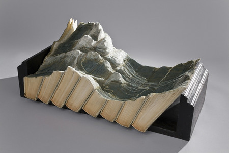 Скульптуры из книг от Гая Ларами (Guy Laramee). — фото 8