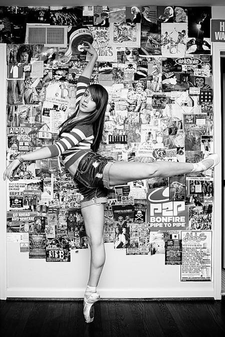 Торжество грации и пластики - фотографии балерин от Vihao Pham — фото 12