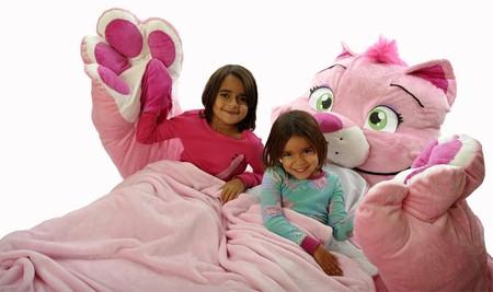 Забавные детские кровати от студии Incredibeds Bedjammies — фото 7