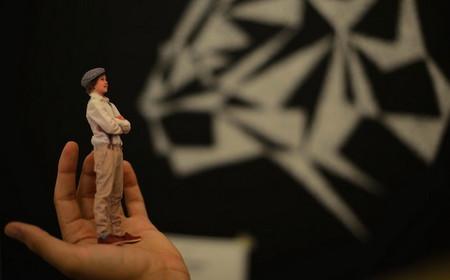 Трехмерные фигурки из полимерного пластика вместо фотографий — фото 5