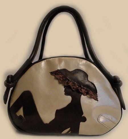 Знай наших: оригинальные сумки от дизайнера Елены Чекризовой — фото 5