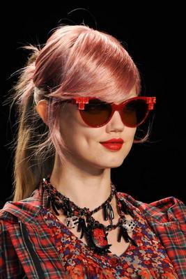 Модные солнцезащитные очки 2013 года — фото 17