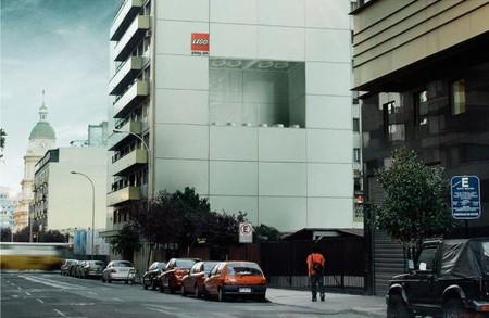 Креативные рекламные кампании конструктора LEGO — фото 11