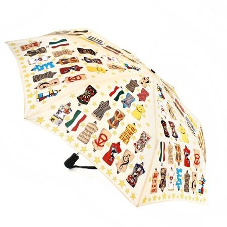 Нескучные зонты от  Moschino Cheap & Chic — фото 10