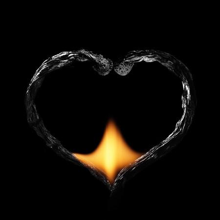 Из дыма и огня. Креативные фотографии горящих спичек. — фото 14