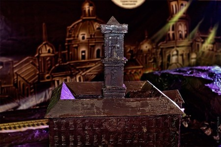Праздник Шоколада во Львове - рай для сладкоежек — фото 14