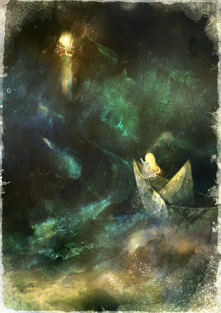Добрые и сказочные иллюстрации Полины Яковлевой — фото 10