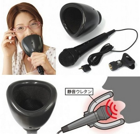 Беззвучный караоке-микрофон: соседи оценят! — фото 1
