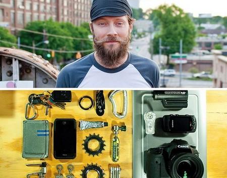 """О чем расскажет Ваша сумка? Фото-проект """"Персона"""" от Джейсона Трэвиса — фото 11"""