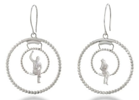 Авторские украшения из серебра от Yael & Tal — фото 5