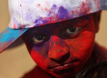Фестиваль Красок Холи в Индии — фото 8