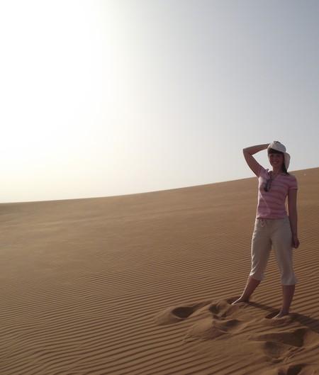 Как мы покоряли самые высокие в мире барханы пустыни Руб-эль-Хали — фото 5