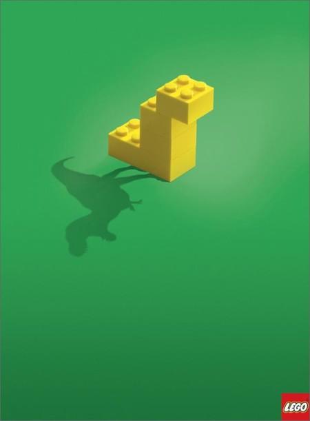 Креативные рекламные кампании конструктора LEGO — фото 3