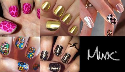Minx - новое слово в дизайне ногтей — фото 13