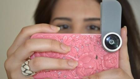 Универсальные объективы Mobi-Lens для смартфонов, планшетов и других устройств. — фото 1