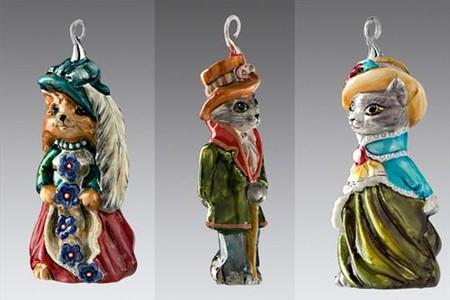 Время наряжать елку: новогодние игрушки от «M.A. Mostowski» и «Komozja». — фото 14