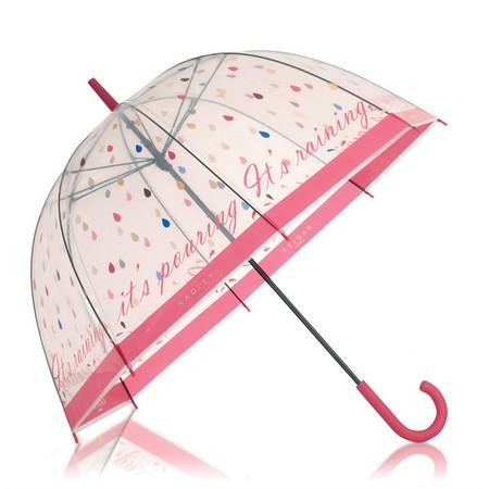 """Надпись на зонтике """"Идет дождь"""""""