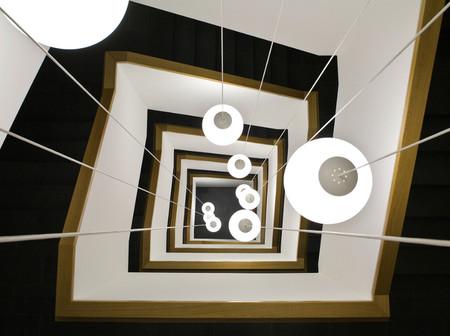 Лестничная геометрия от Нильса Айсфельда — фото 7