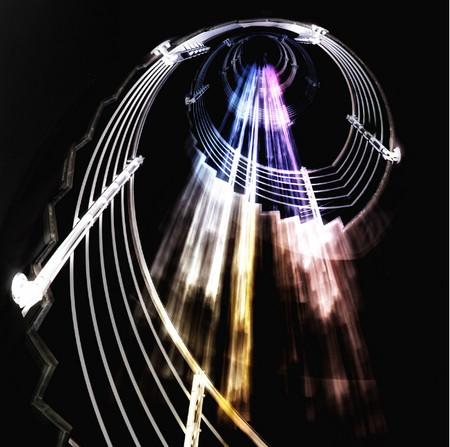 Лестничная геометрия от Нильса Айсфельда — фото 4