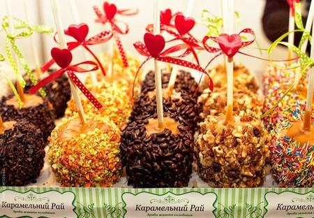 Праздник Шоколада во Львове - рай для сладкоежек — фото 13