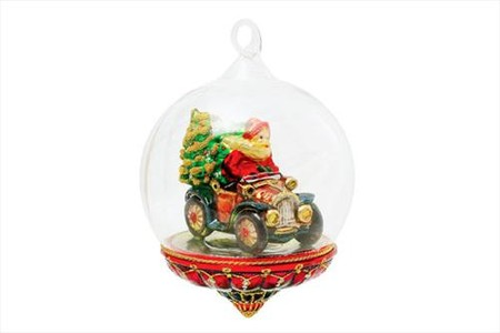 Время наряжать елку: новогодние игрушки от «M.A. Mostowski» и «Komozja». — фото 23